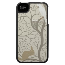 Retro_squirrel_and_bird_in_tree_speckcase-p176369312438567040en7lp_230